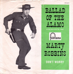 Marty Robbins - Ballad of the Alamo