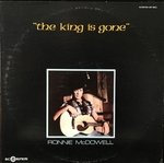 Ronnie McDowell - The King is gone