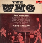 The Who - Under my thumb