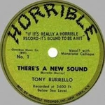Tony Burrello - There's a new sound (The sound of worms)