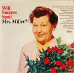 Mrs. Miller - The girl from Ipanema