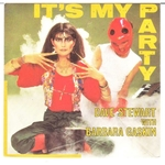 Dave Stewart & Barbara Gaskin - It's my party