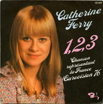 Catherine Ferry - 1, 2, 3