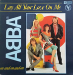 ABBA - Lay all your love on me