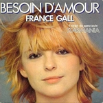 France Gall - Besoin d'amour