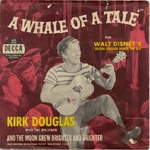 Kirk Douglas with the Mellomen - A whale of a tale