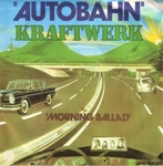 Kraftwerk - Autobahn (version 45 tours)
