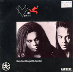 Milli Vanilli - Baby, Don't forget my number