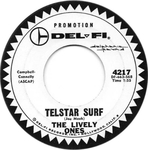The Lively Ones - Telstar surf