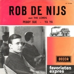 Rob de Nijs met the Lords - Peggy Sue