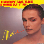 Marie Chevalier - L'homme qui dit no (Everybody says yeah)