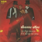 Jeanne Mas - On the moon