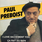 Paul Pr�boist - I love vachement you