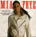 Mia Frye - I'm the One
