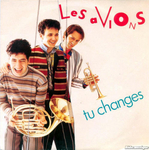 Les Avions - Tu changes