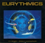 Eurythmics - It's alright (Baby's coming back)