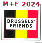 Michel Farinet - The march of Brussel's friends