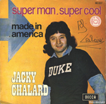 Jacky Chalard - Super man, super cool