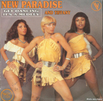 New Paradise and Tiffany - Get dancing it's a medley (part I)