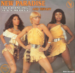 New Paradise and Tiffany - Get dancing it's a medley (part II)