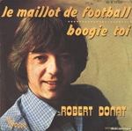Robert Donat - Le maillot de football