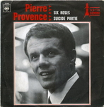 Pierre Provence - Six roses