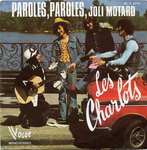 Les Charlots - Paroles, paroles, joli motard