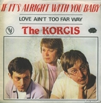 The Korgis - If it's alright with you baby