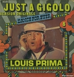 Louis Prima - Just a gigolo / I ain't got nobody