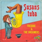 Freddie and the Dreamers - Susan's tuba