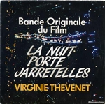 Virginie Th�venet - La nuit porte jarretelles