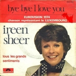 Ireen Sheer - Bye bye I love you