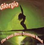 The Great Disco Bouzouki Band - Giorgio