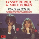 Lynsey de Paul & Mike Moran - Rock Bottom
