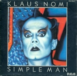 Klaus Nomi - Simple man