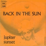 Jupiter Sunset - Back in the sun