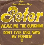 Peter Yarrow - Weave me the sunshine