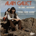 Alain Gallet - Un jour… anywhere