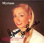Myriam - Si nous chantions l'amour