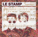 Le Stamp - Superman