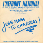 L'Affront national - Jean-Marie tu charries