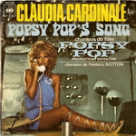 Claudia Cardinale - Popsy Pop's song