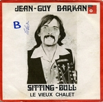 Jean-Guy Barkan - Sitting Bull