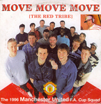 The 1996 Manchester United FA Cup Squad - Move move move (The red tribe)