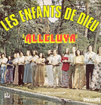 Les Enfants de Dieu - Alleluya (Nice to be here)