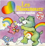 Magali - Bisous, bisous, gentils bisounours