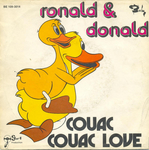 Ronald and Donald - Couac couac love