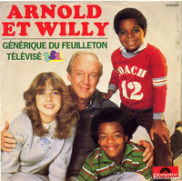 generique arnold et willy en francais