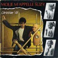 Moi, je m'appelle Suzy (par Christian Vié) - fiche chanson - B&M