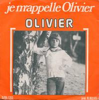 Je m'appelle Olivier (par Olivier) - fiche chanson - B&M